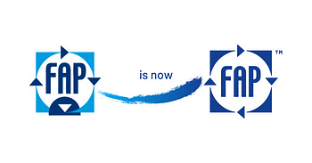 old to new logo fap