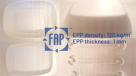 FAP1 EPP FOAMED 100 CO2